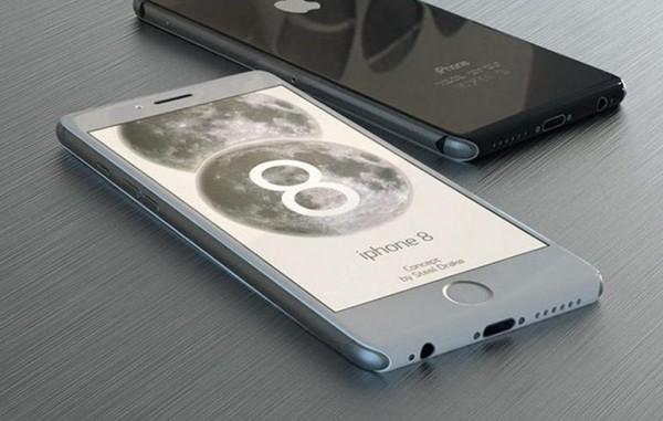 OLED-панелей для iPhone 8