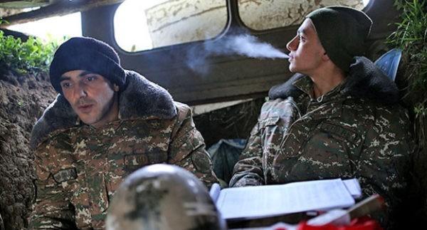 нагорно-карабахский конфликт