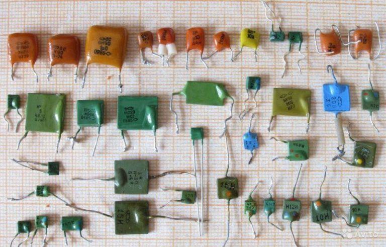 Измерительная техника и радиодетали