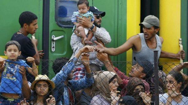 Кризис с беженцами