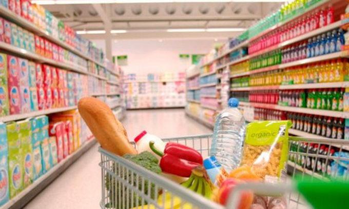 Москвичи все чаще ходят в магазины
