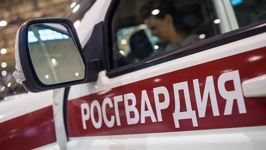 наряд Росгвардии в Новой Москве