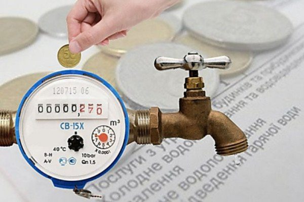 Очередное повышение цен на воду
