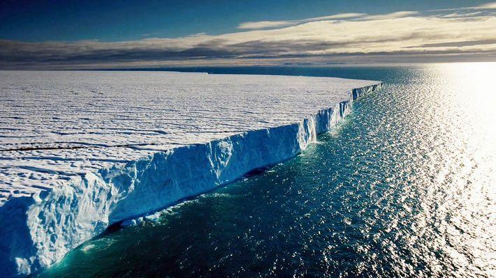 Россия сможет заработать на таянии льда