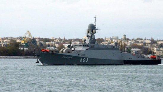 Россия усилит Балтийский флот