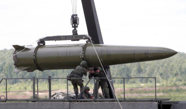 Русские ракеты в Калининграде