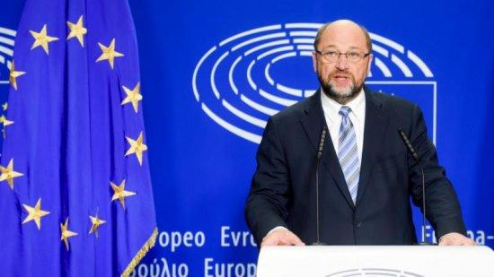 Шульц настаивает на повышении роли Европарламента