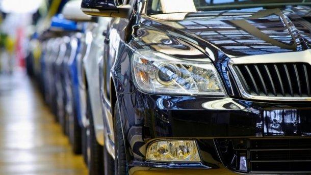 В Украине выросли продажи авто
