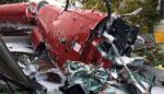В Сочи потерпел крушение вертолет (фото)