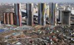 Жителям четырех небоскребов в Красногорске взвинтили тарифы из-за высоты