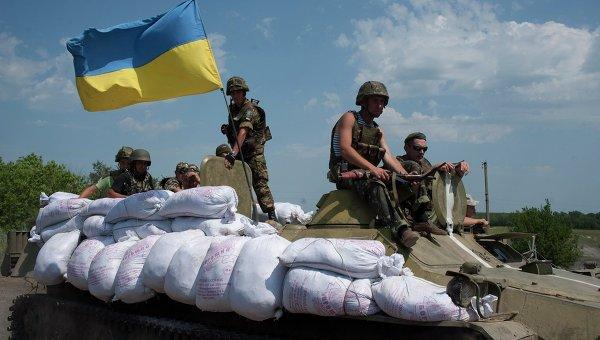 гибель участника АТО под Киевом
