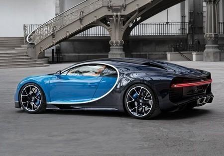 Chiron от Bugatti