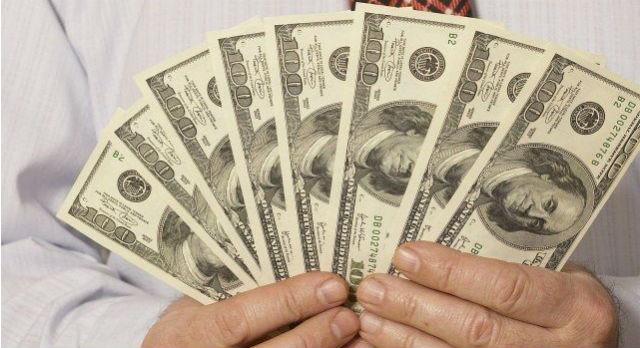 перевод заработанных денег в доллары