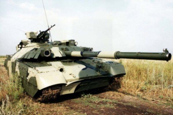 закупка украинских танков