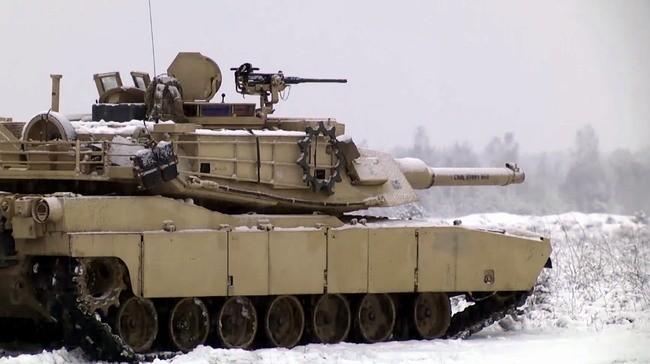 проведение учений войск НАТО в Украине