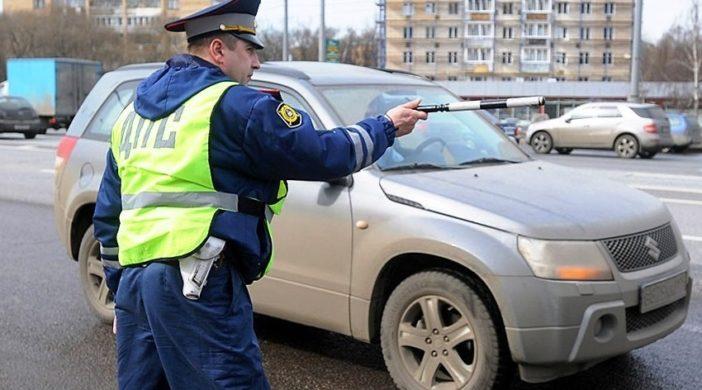 водителей теперь будут лишать прав