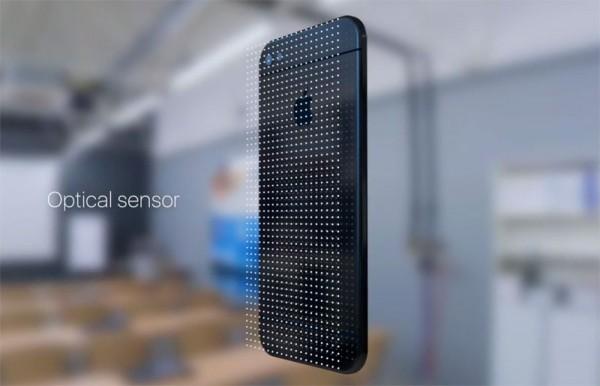 iPhone 8 с прозрачным экраном
