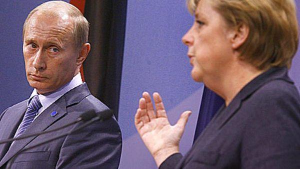 Меркель боится вмешательства Кремля