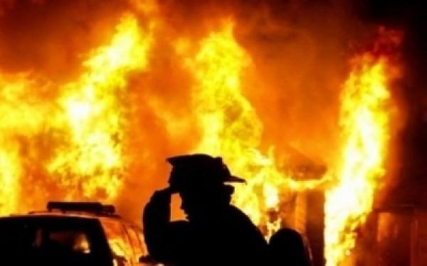 необычный пожар На Львовщине