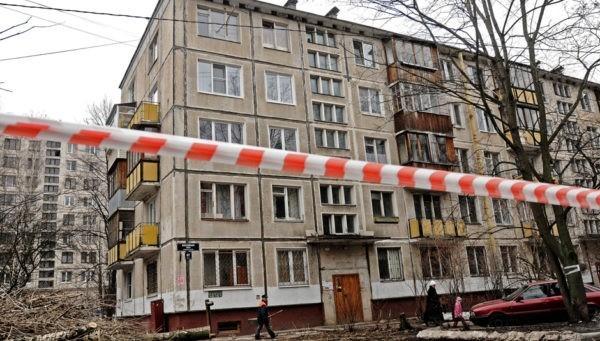 Расселение пятиэтажек