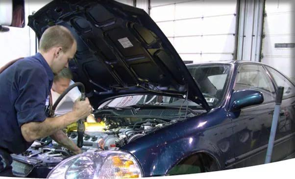 ремонт современных авто