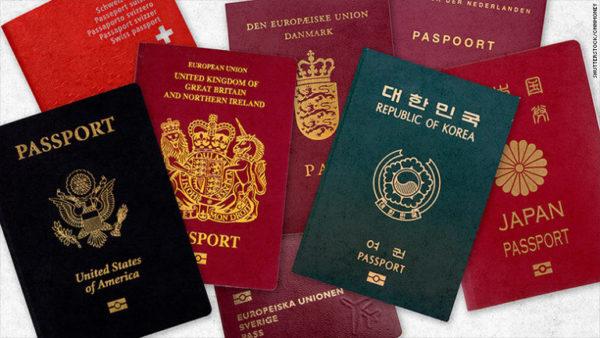 изъяли четыре паспорта