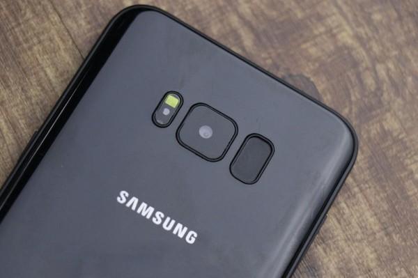 фотографии Samsung Galaxy S8