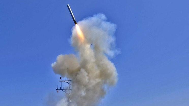 ракетный удар по российской авиабазе