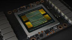 графический процессор Tesla V100 Volta