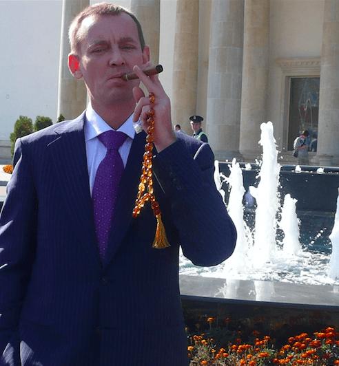 Директор по закупкам «Ювелирного дома ПЛ» Белокуров