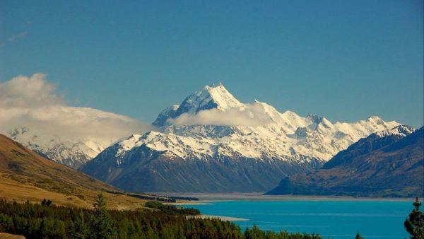 ледники в Скалистых горах США