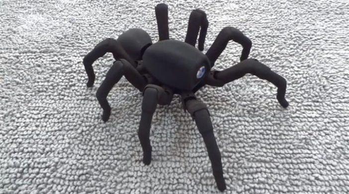 """Графеновый """"робот-паук"""""""