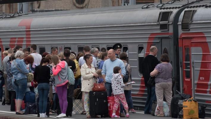 Проезд на электричках по Москве