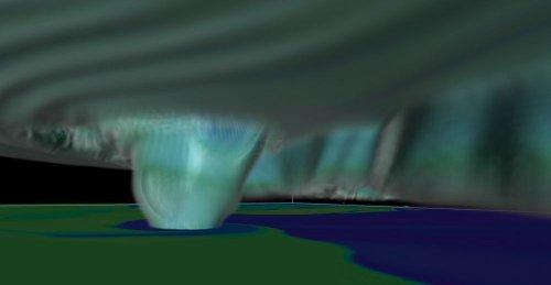 "модель ""виртуального"" торнадо"