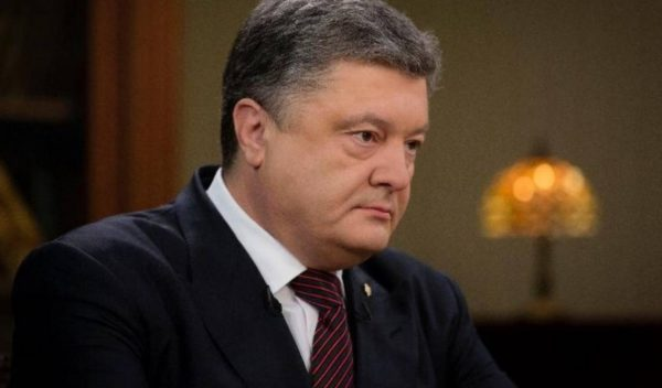 Президент Порошенко