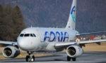 Словенская Adria Airways планирует возобновить полеты в Украину