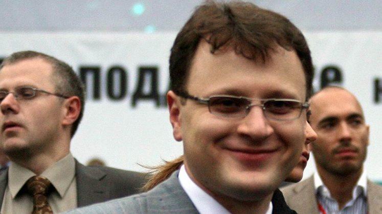 Сын президента Сбербанка Олег