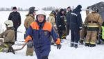 Российский самолет протаранил здание аэропорта во Внуково