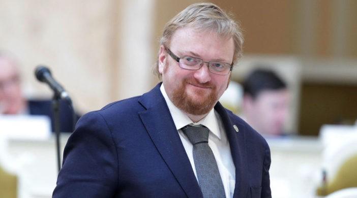 депутат Милонов