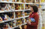 В Украине стремительно начали расти цены на продукты