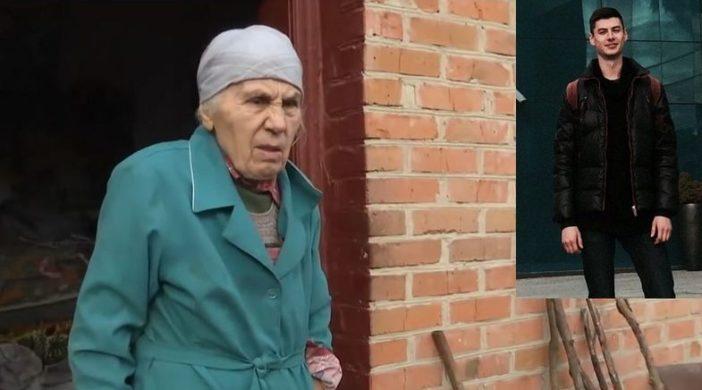 свадьба 80-летней бабушки