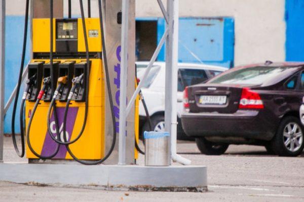 АЗС подняли цены на бензин
