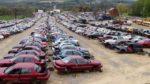 Объем импорта подержанных автомобилей вырос в 6 раз
