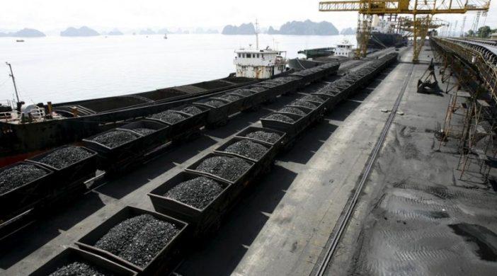 импорт угля из РФ