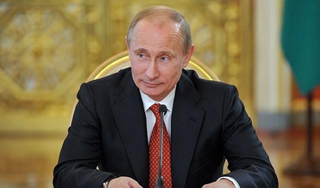 Путина наградили медалью