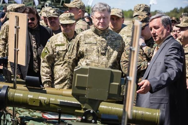 экспорт оружия в Украину