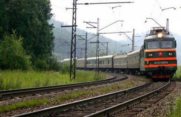 поезд, который сбил женщину
