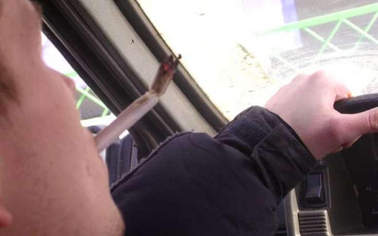 таксист-наркоман