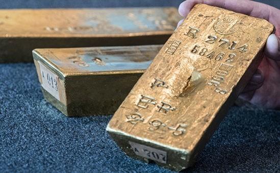 Турция вывезла золото из США
