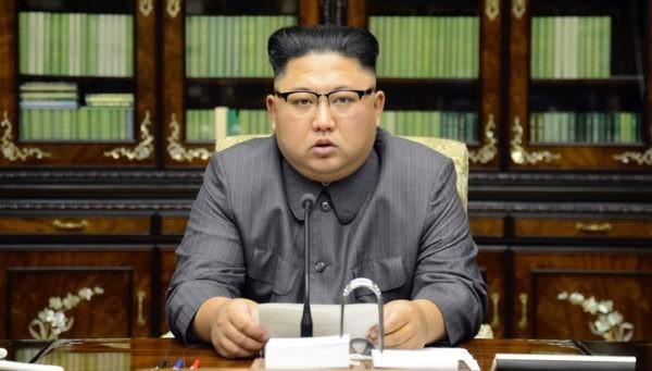 лидер КНДР